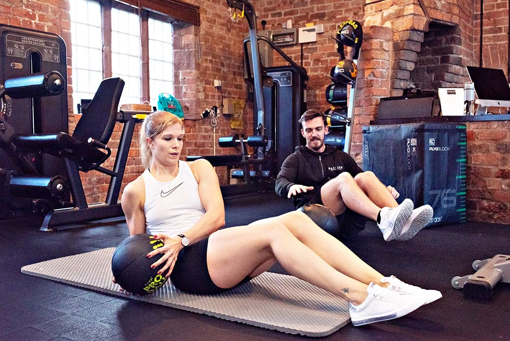 Private and Exclusive Personal Training Facility