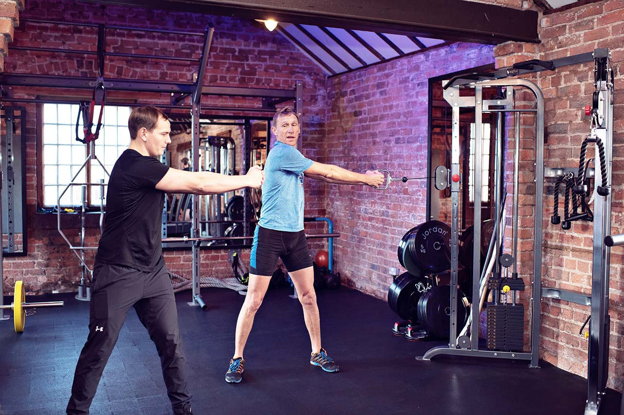 Stay flexible with our new client personal training packages