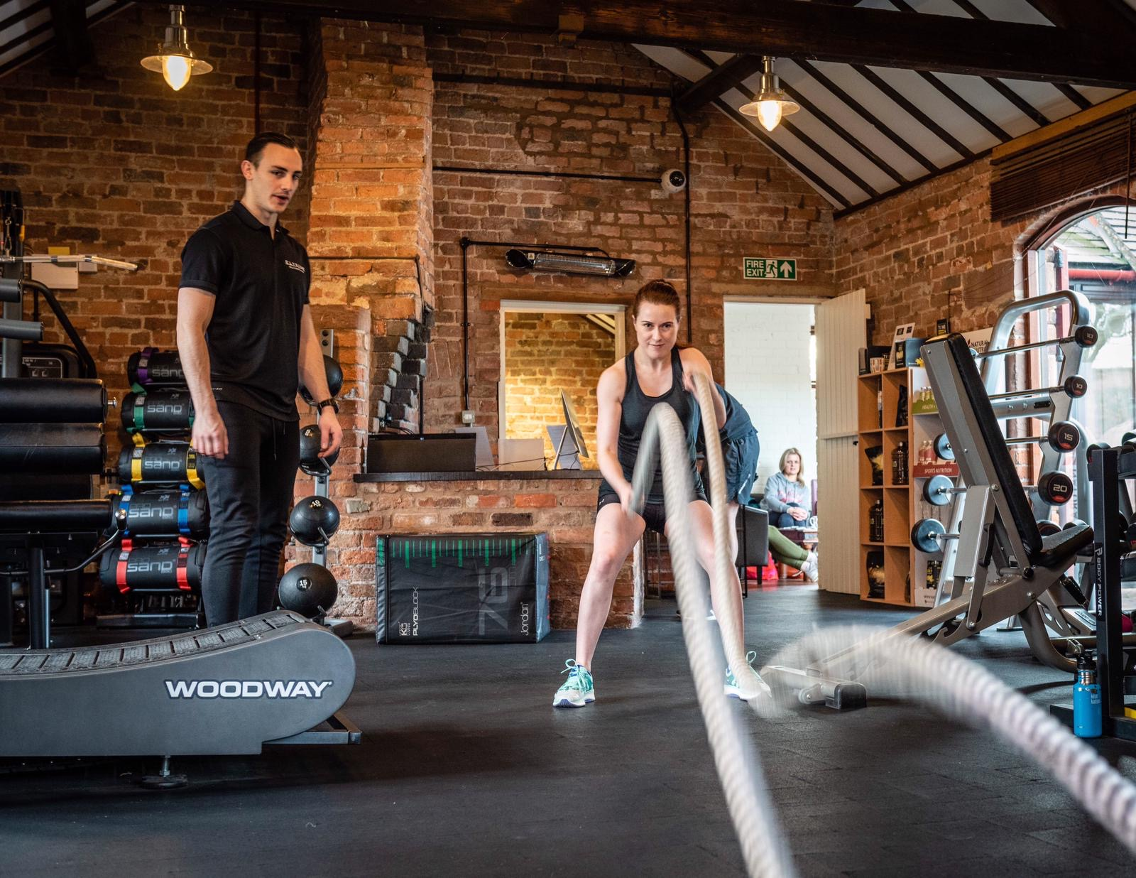 Benefits of PT in a Private Studio