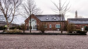 Photo of the exterior and grounds Elysium Tarporley Gym